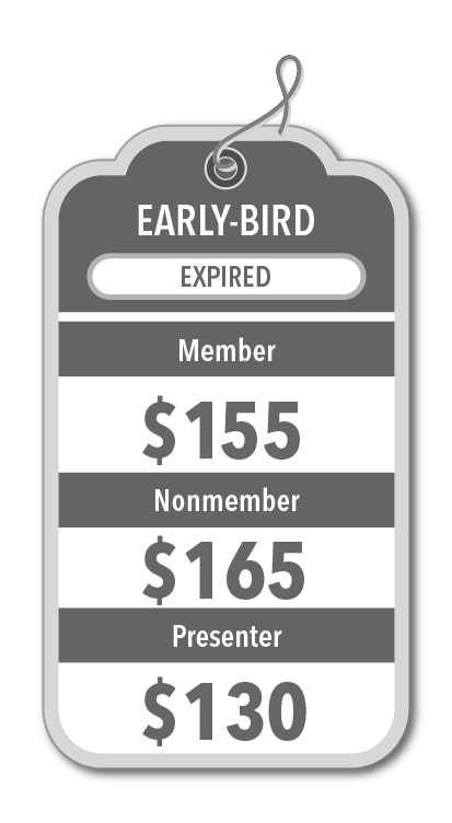 Early-bird Pricing