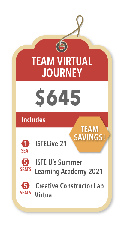 Team Virtual Journey Pricing