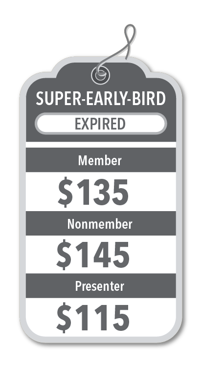 Super Early-bird Pricing