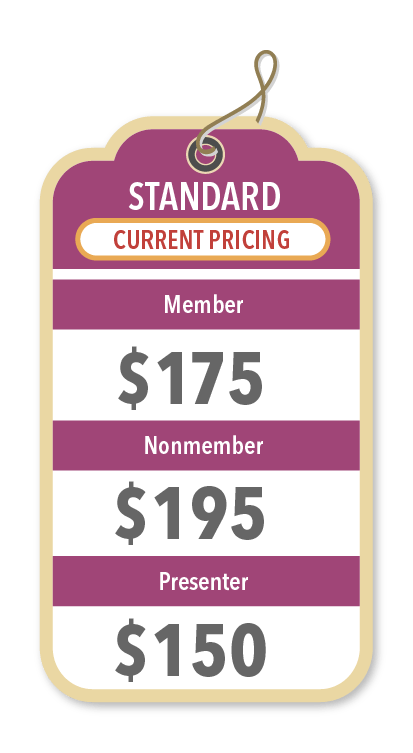 Standard Pricing